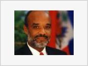 Rene Preval named president to prevent bloodshed in Haiti