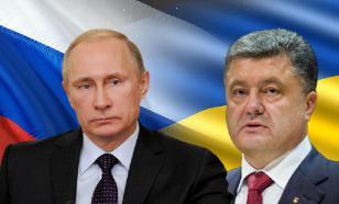 Ukraine's Poroshenko wants Putin to explain attack on naval vessels and personnel
