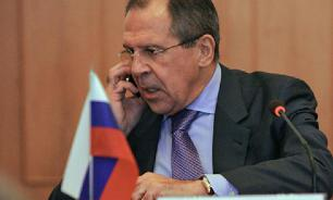 Russian FM Lavrov: Russia fears no new sanctions because of armed confrontation with Ukraine