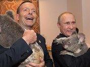 When the Russian czar goes fishing, Europe can wait