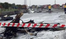 Helicopter with Russian citizens on board crashes in Istanbul, five killed