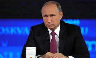 Putin speaks about God and warns Ukraine