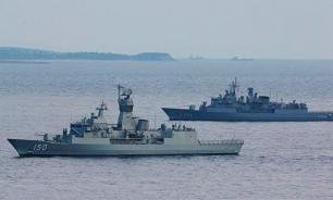 Rebellious Turkish warships vanish in Black Sea