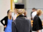 Ukrainian man to be lashed for touching Singaporean air hostess