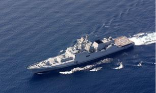 Russia's state-of-the-art frigate Admiral Grigorovich sets off to Syria