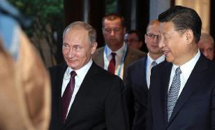 Xi Jinping makes Putin China's official friend