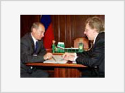 Putin strictly demands ruble strengthening should be stopped