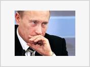 Putin's wittiness charms Western journalists