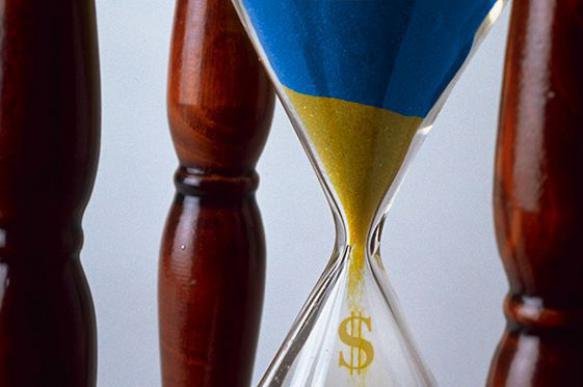 Ukrainian economy to collapse within a few months