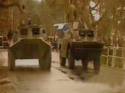 Adzaria on alert: tanks on streets, reservists are preparing machine-guns