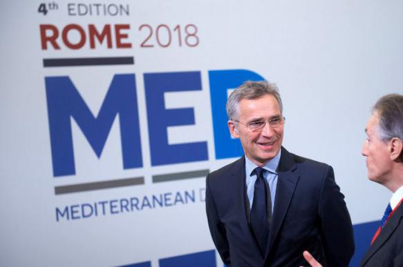 MED 2018: Italy's Double Standards Towards NATO and Russia