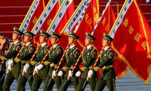 China prepares its army for war?