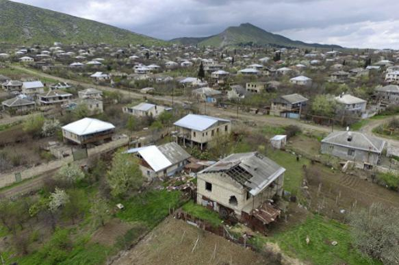 Nagorno-Karabakh problem should result in strong regional alliance