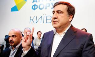 Mikhail Saakashvili quits as Odessa governor