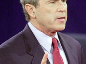 The world does not approve of Bush's presidency