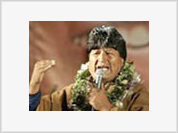 Bolivia accuses Washington of intimidation