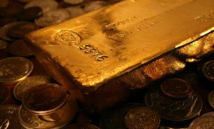 Eighteen tons of gold leave USA in 2018