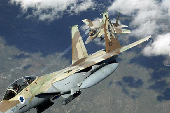 Syria Thwarts Israeli Air Attacks?