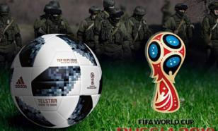 World Cup 2018: Major crisis to come out of the blue?