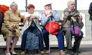 Prime Minister Medvedev raises retirement age and VAT
