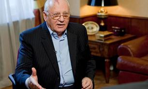 Gorbachev names reason behind crisis in US-Russian relations