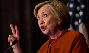 If Clinton wants China to toe the line, China will push America into abyss