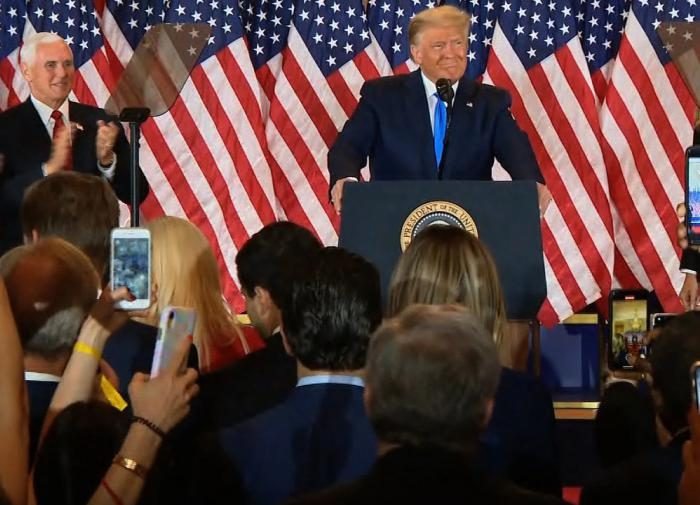 Trump, Covid, the US Election and Common Decency