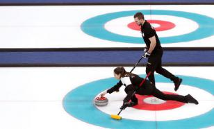 Russian curling athlete's second doping test positive
