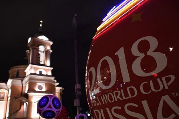 Russia beats Saudi Arabia 5:0 in first match of FIFA World Cup