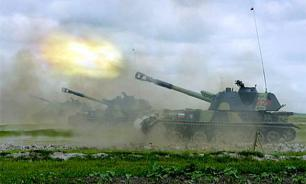 Russian army put on war footing in the South
