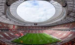 FIFA: Russia roars off the starting blocks