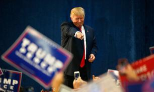 Donald Trump: The next President of the United States of America