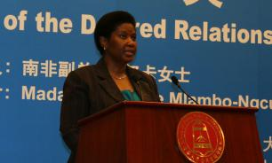 Phumzile Mlambo-Ngcuka appointed to a second term as Executive Director of UN Women