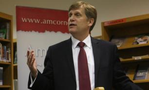 Trump wins, Putin Molodets, Michael McFaul says