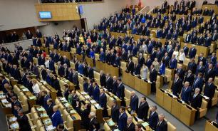 State Duma applauds to Trump's victory