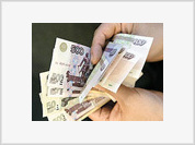 Russian ruble strong despite devaluation, Medvedev says