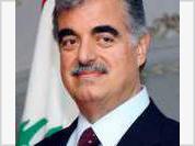 Syria blames UN for fabricating report on Rafik Hariri's assassination