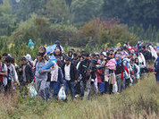 Europe: The promised land, the land of refugees