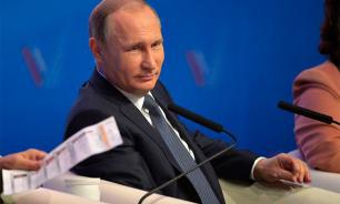 Putin: For Russians, patriotism and national identity are most important