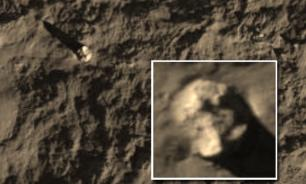 Traces of aliens found on the Moon again. NASA remains silent
