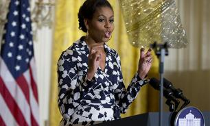 Michelle Obama - next president after Donald Trump