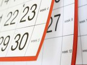 Change the calendar?