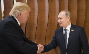 Putin says personal meetings with Trump necessary