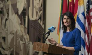 """""""Nikki"""" Haley and the poisoner in the kitchen"""