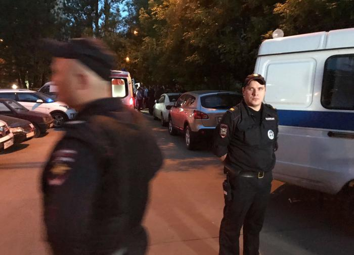 Young man opens fire on passenger bus in Russia, kills 3