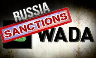 WADA bars Russian athletes from all international competitions