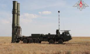 Russia successfully test-fires S-500 Prometheus missile system