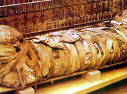 Ancient Egypt priest was killed with bullet?