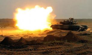 Russian tanks set new world record