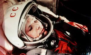 Europeans and Americans do not know who Gagarin is